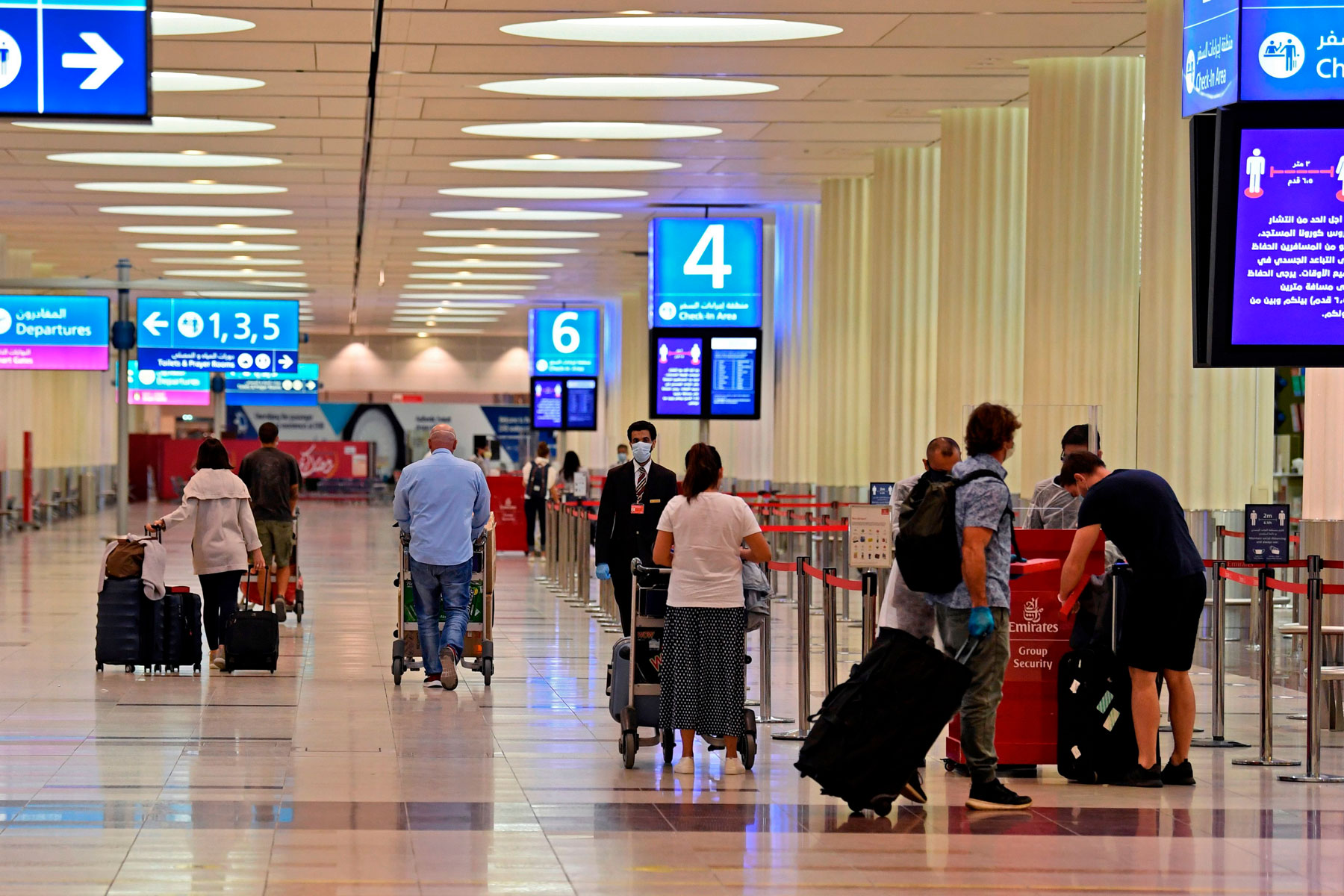 Dubai Reopening Its Borders on July 7 | Travel + Leisure