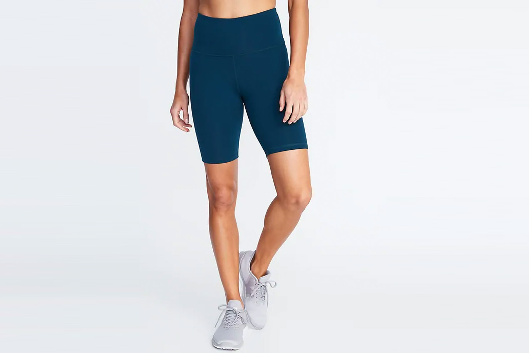 Old Navy High-Waisted Elevate Compression Bermuda Shorts