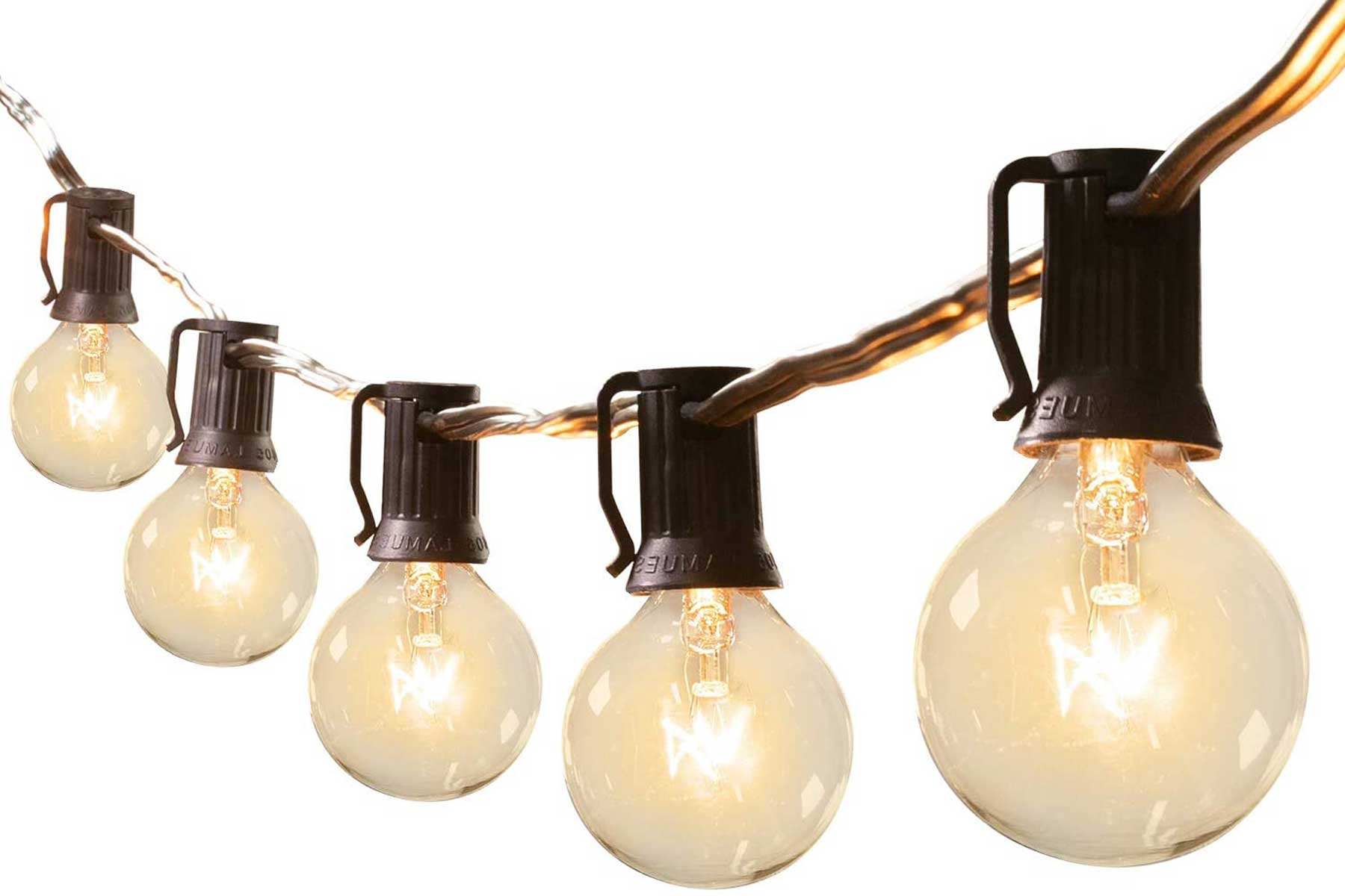Brightown globe string lights