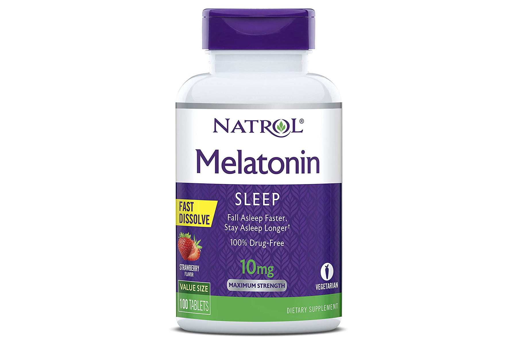 Melatonin bottle