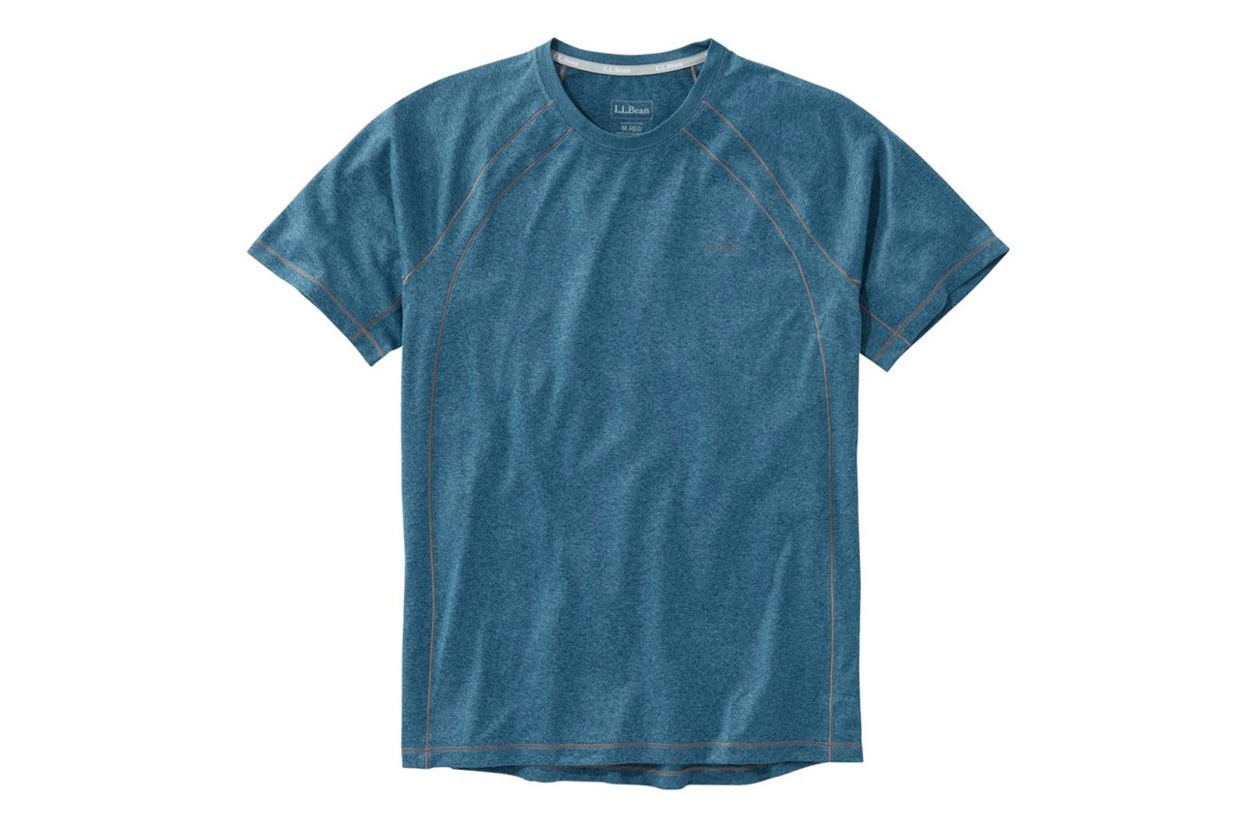 Teal/dark blue men's tshirt