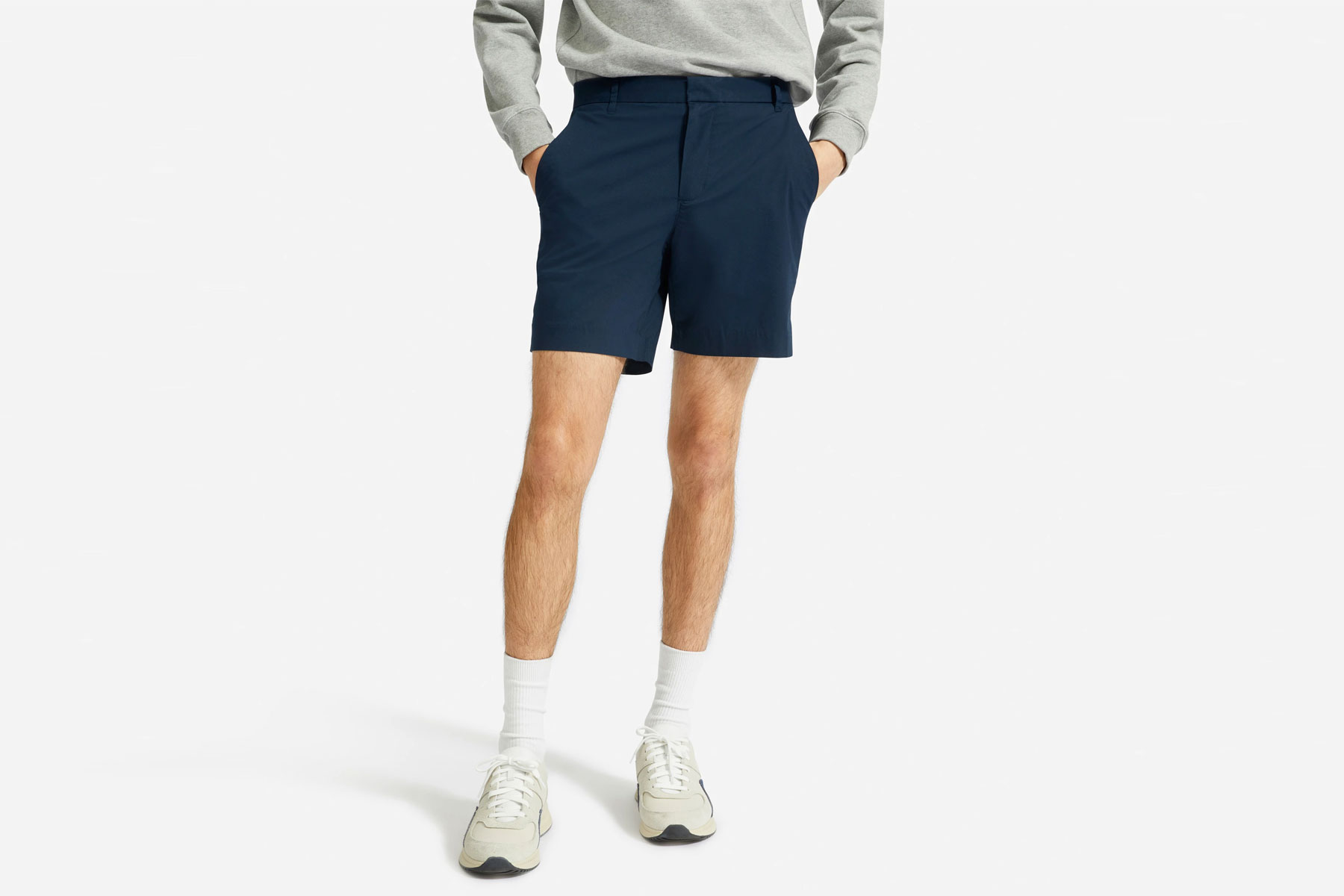Mens navy shorts