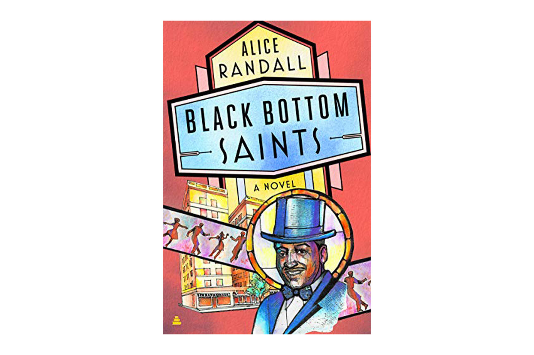 Black Bottom Saints book