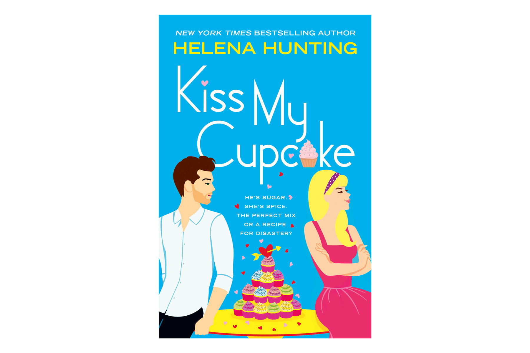 Kiss My Cupcake book