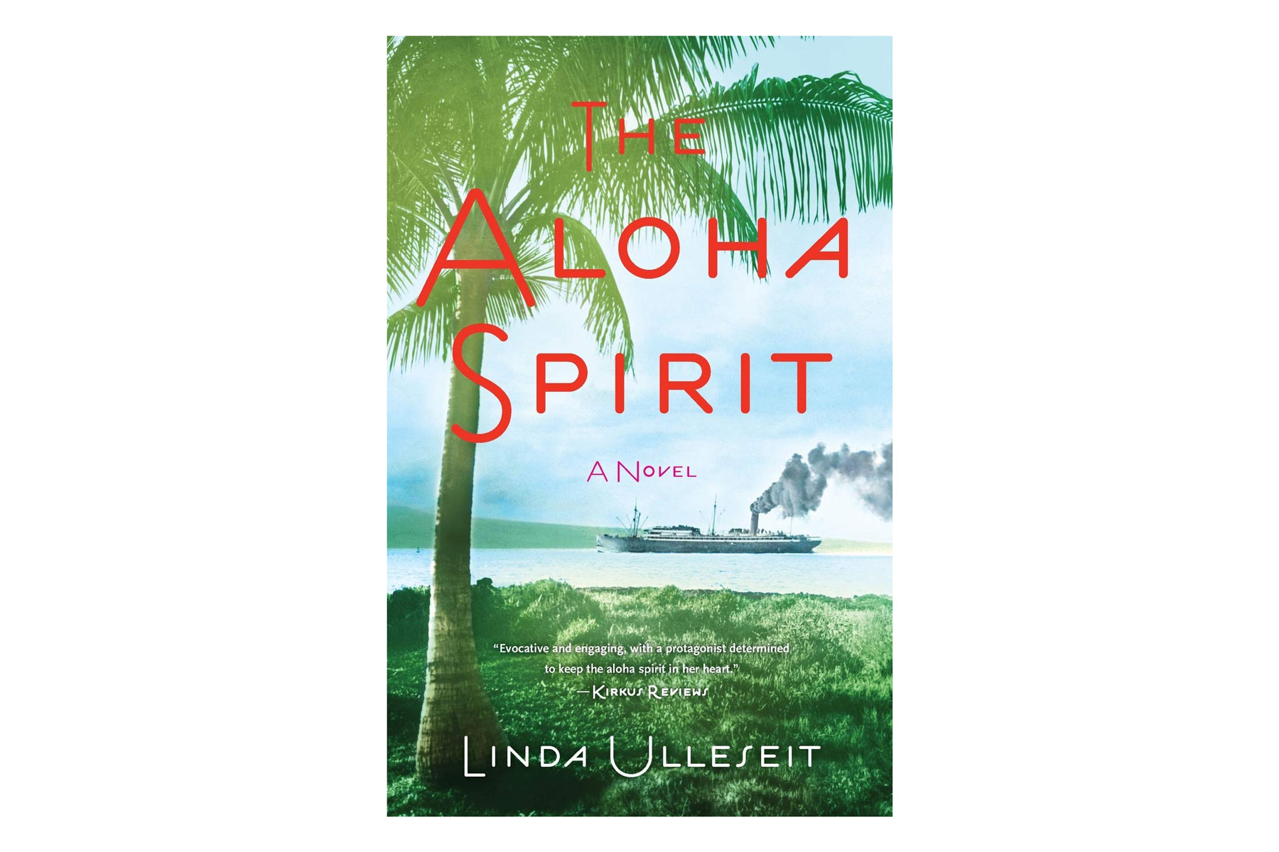 The Aloha Spirit book