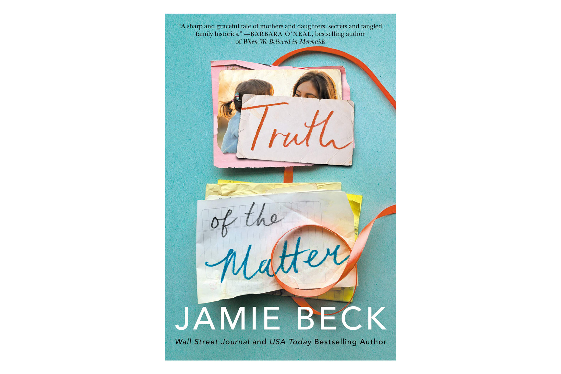 Truth of the Matter  by Jamie Beck