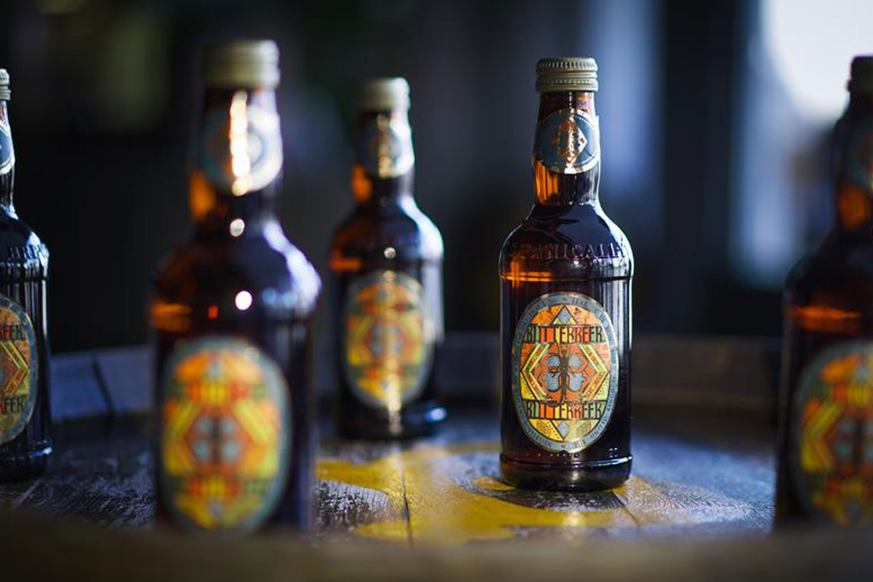 bottled 'Butterbeer'