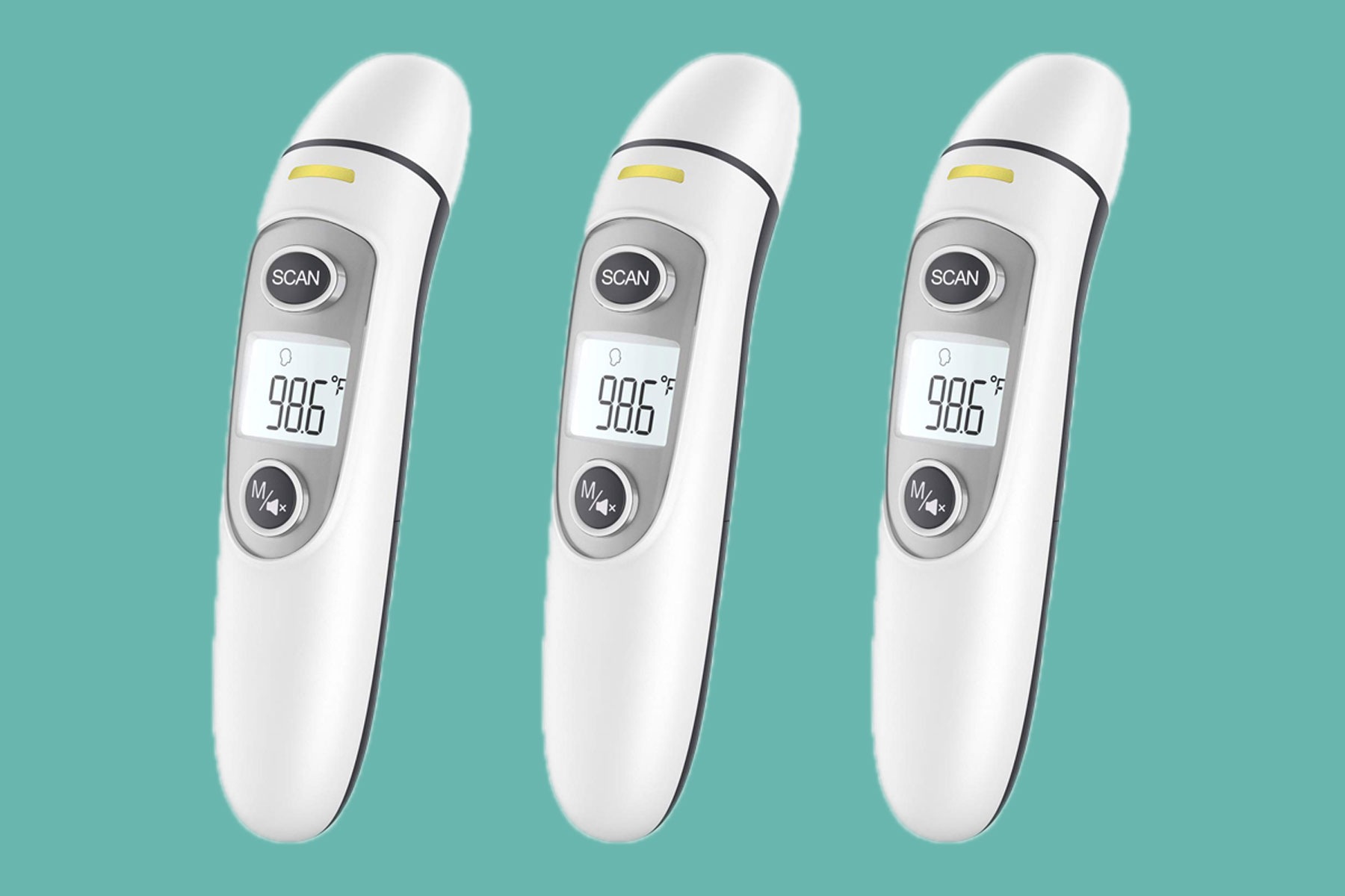 GoodBaby Touchless Forehead and Ear Thermometer