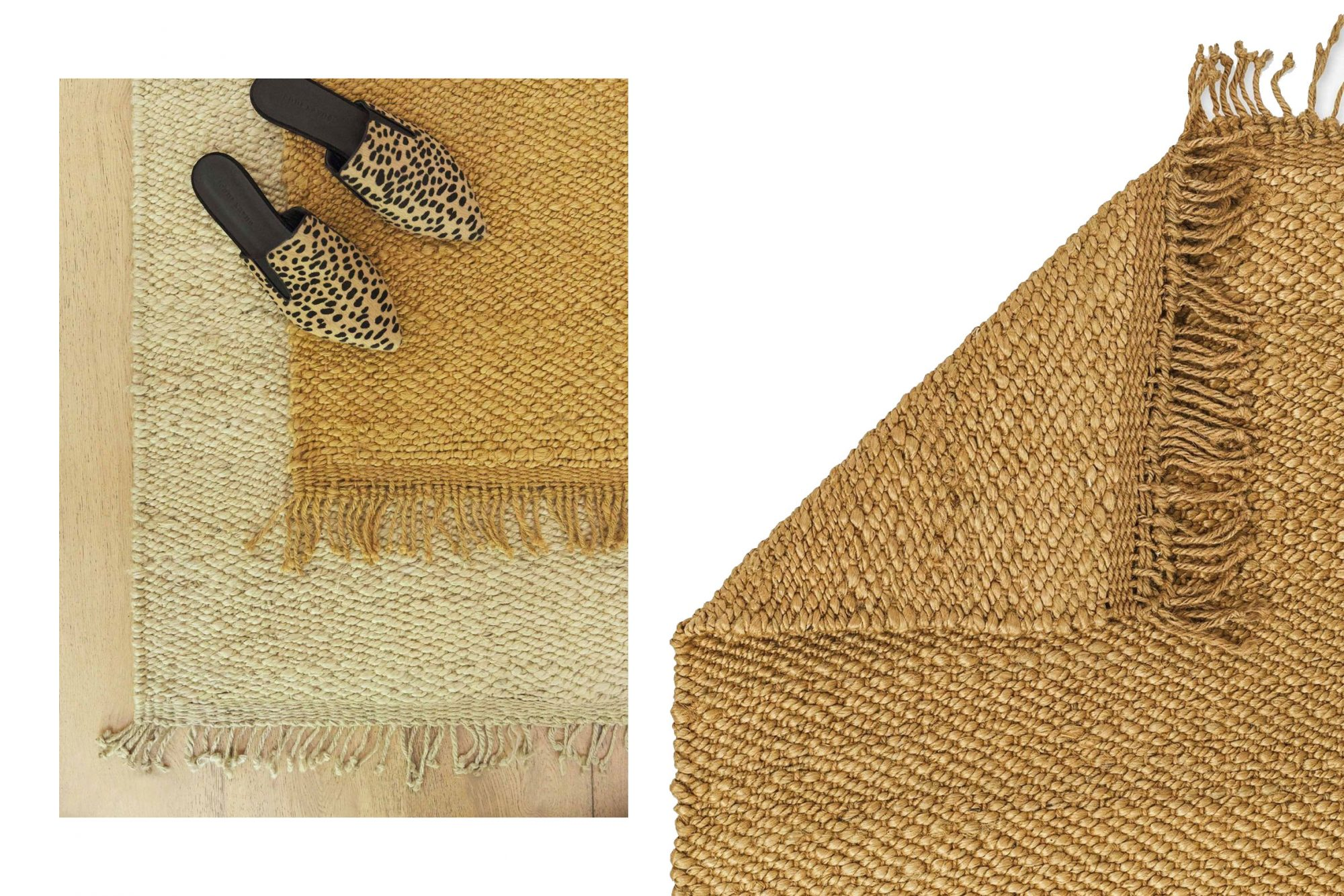 layered fall rugs