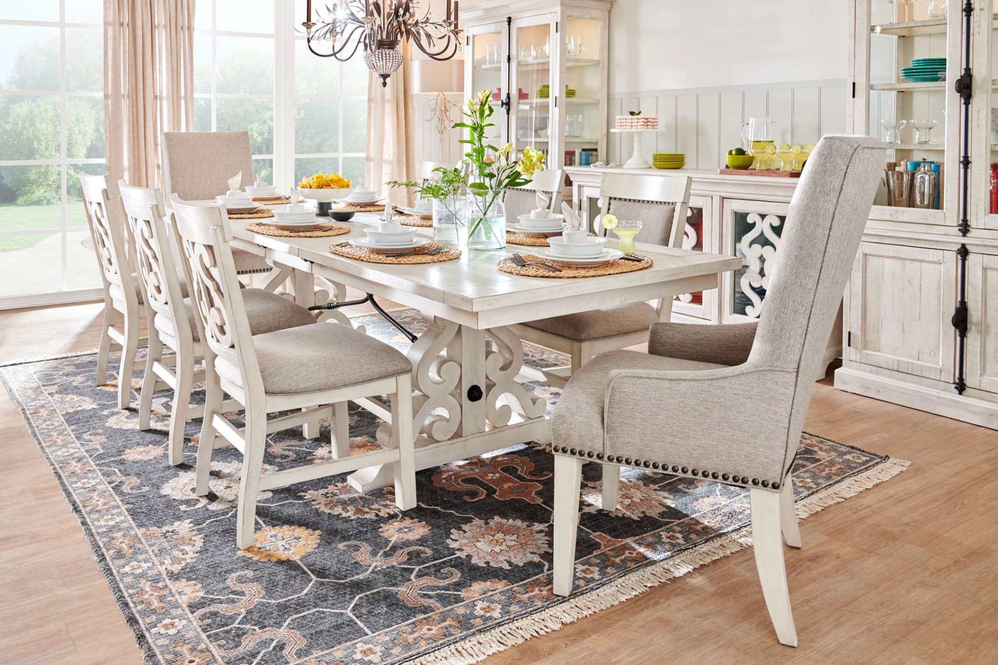 value city furniture dining set