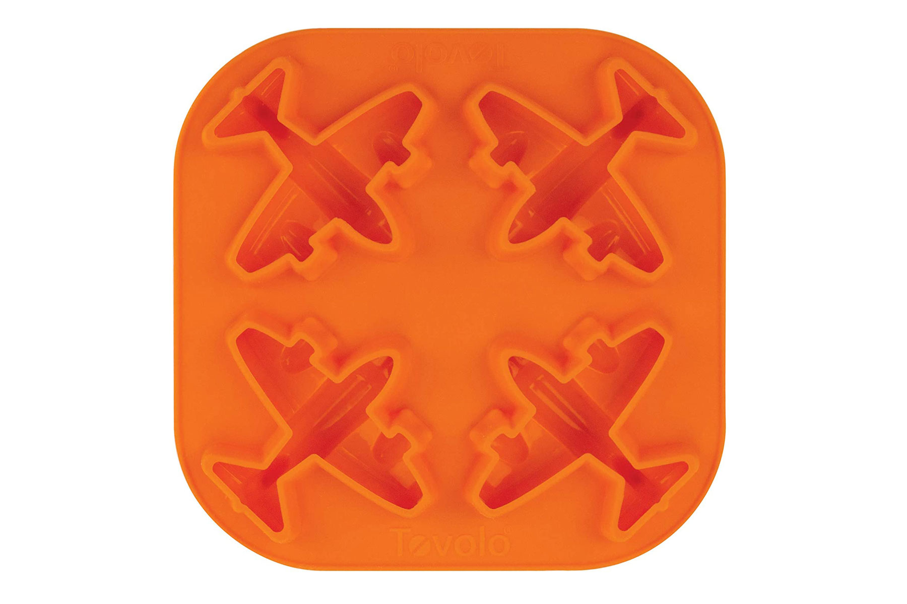 Tovolo Novelty Airplane Ice Cube Mold Trays