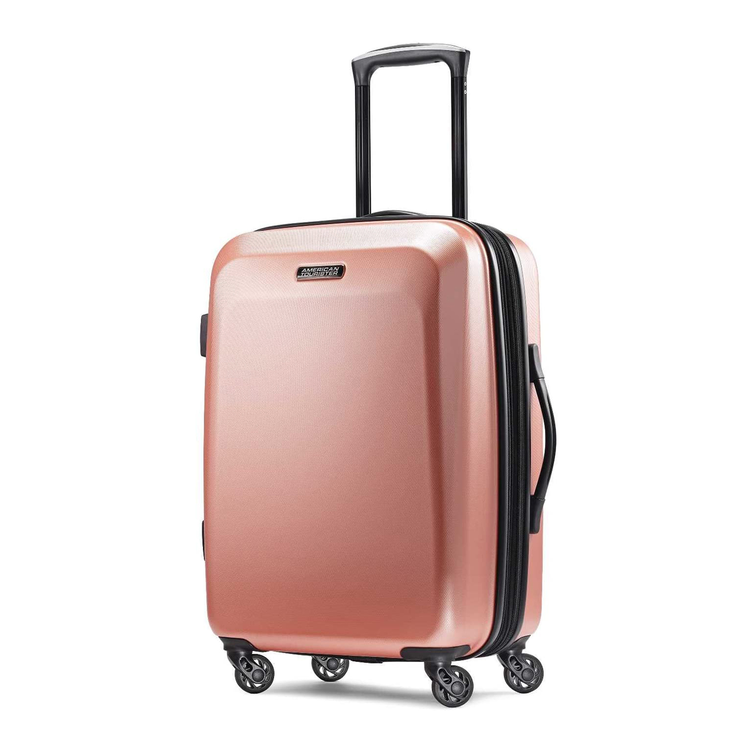 American Tourister Moonlight Hardside Expandable Luggage with Spinner Wheels