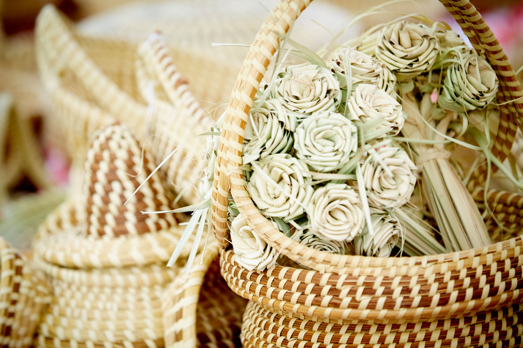 Hilton Head Island baskets