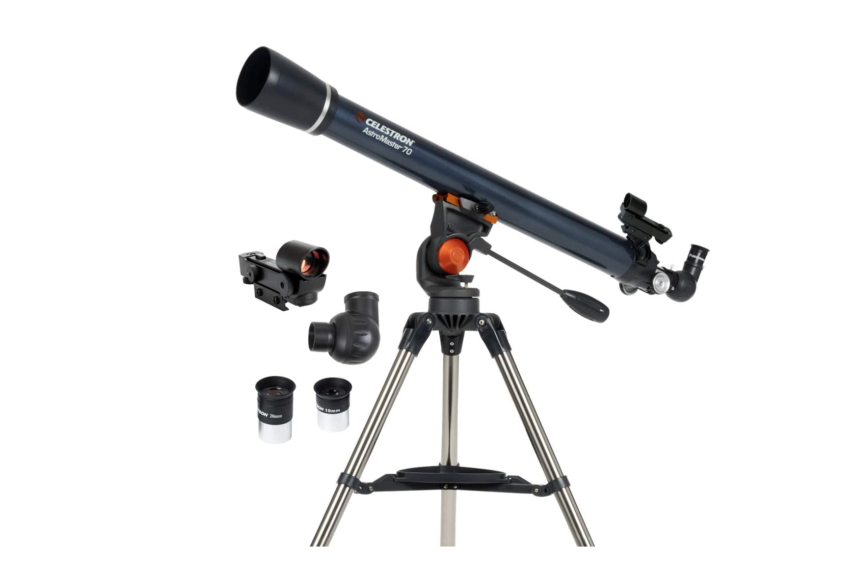 celestron long telescope