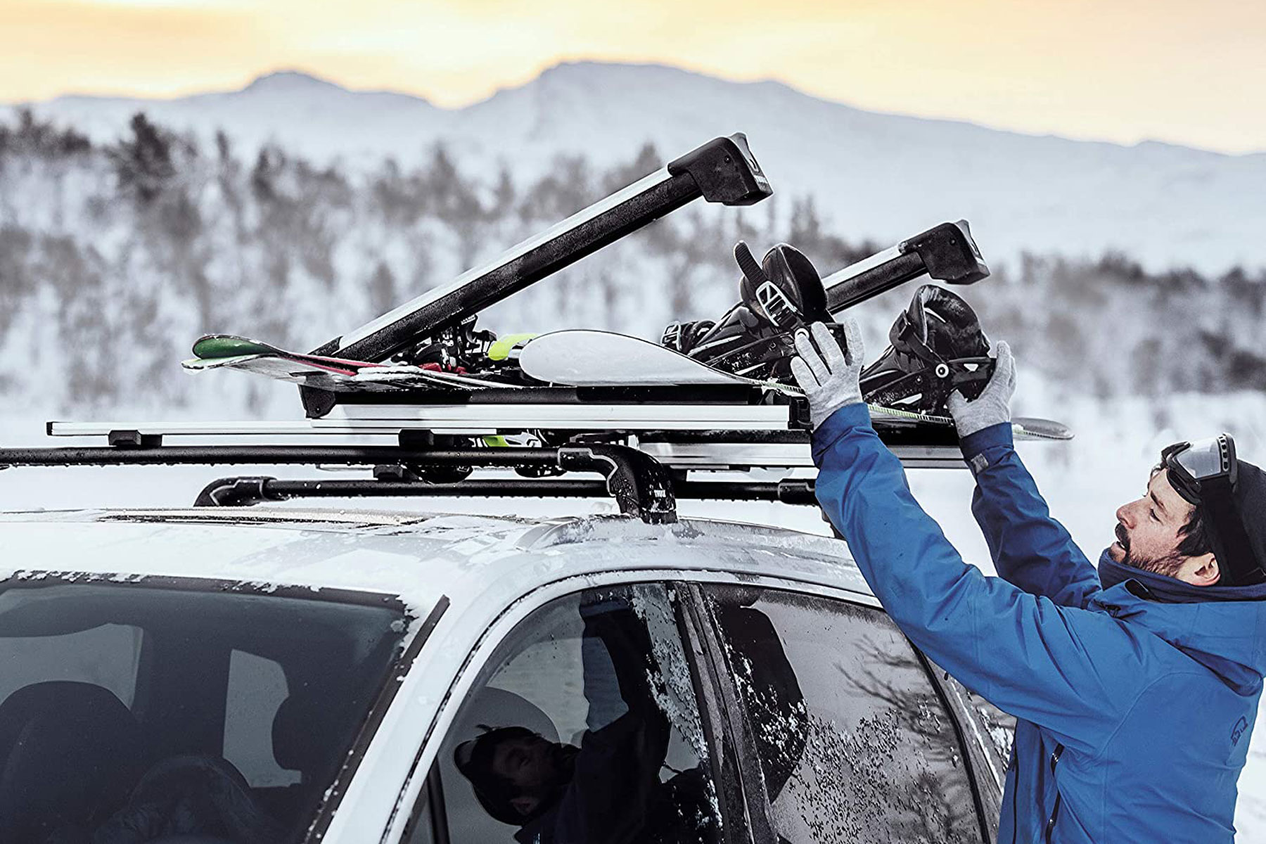 These Are the Best Ski Racks You Can Buy for Your Car