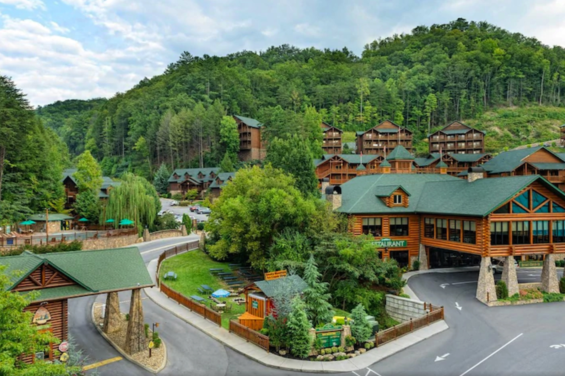 Westgate Smoky Mountain Resort in Gatlinburg, TN
