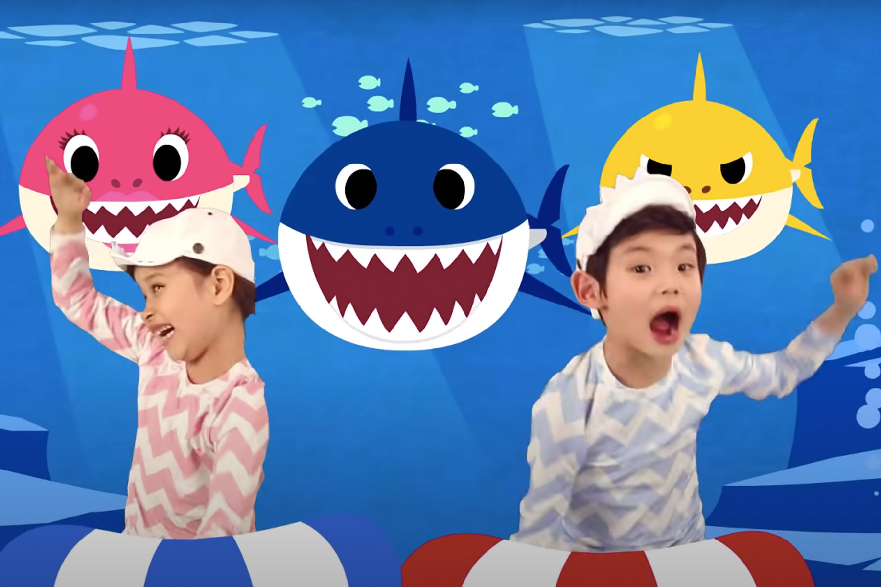 'Baby Shark' video screenshot