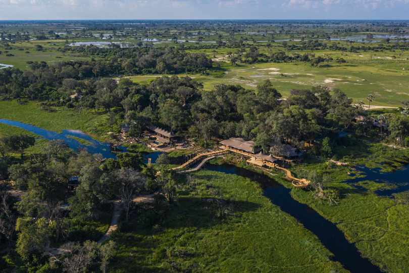 Xigera Safari Lodge