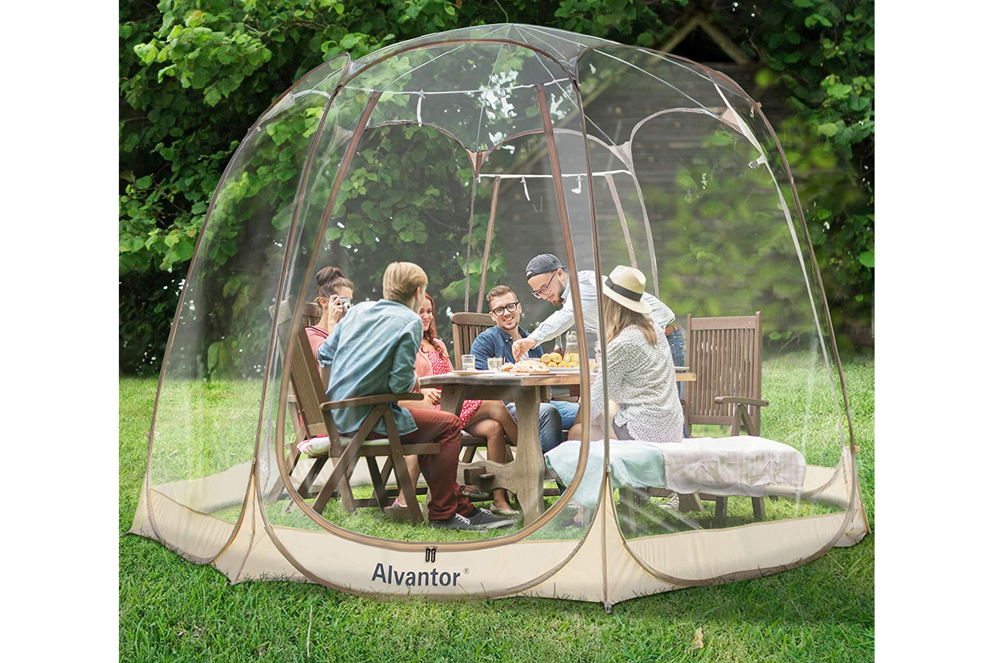 weather pod outdoor