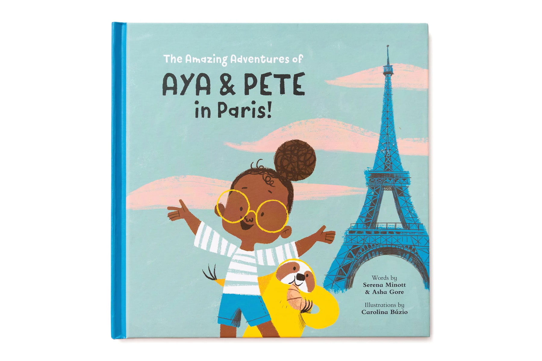 Children's book with illustrations