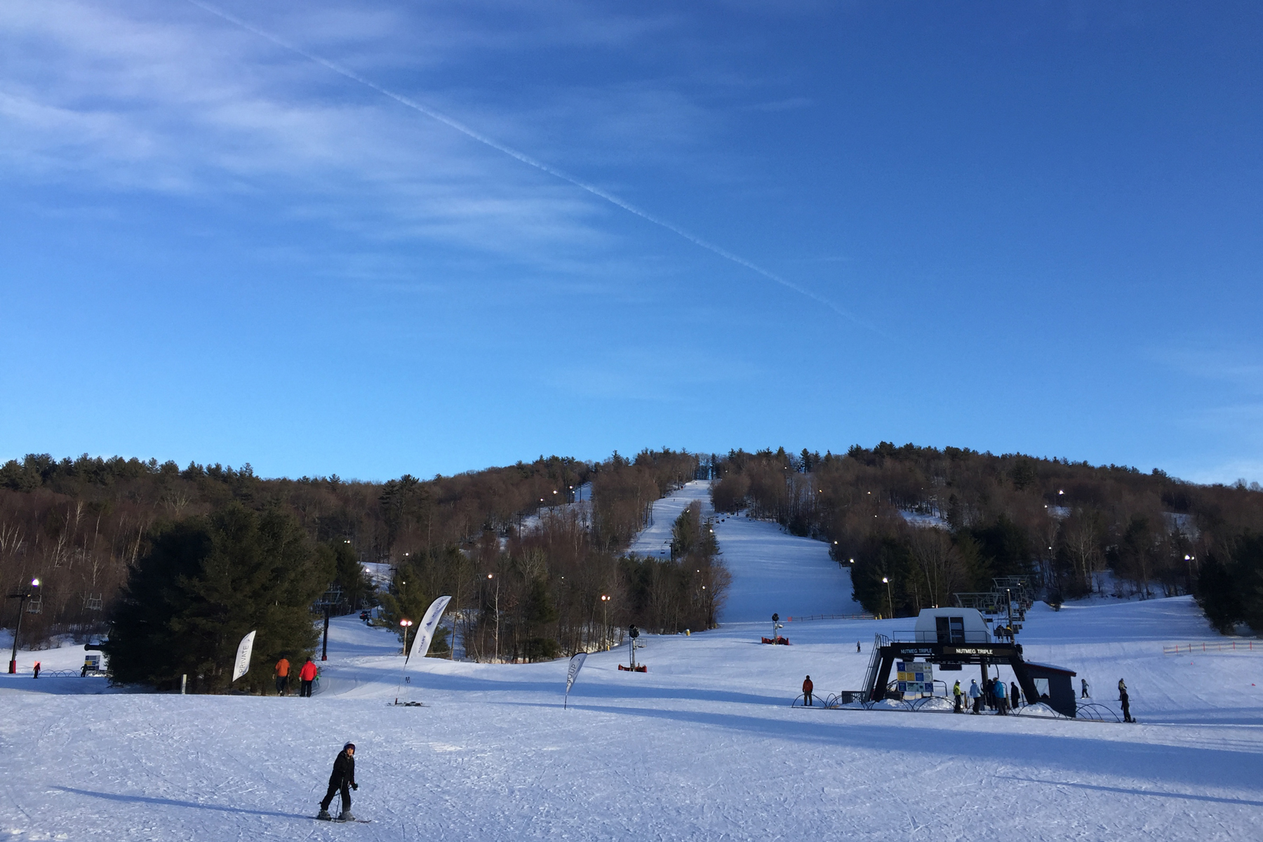Ski Trip Mohawk Mountain CT
