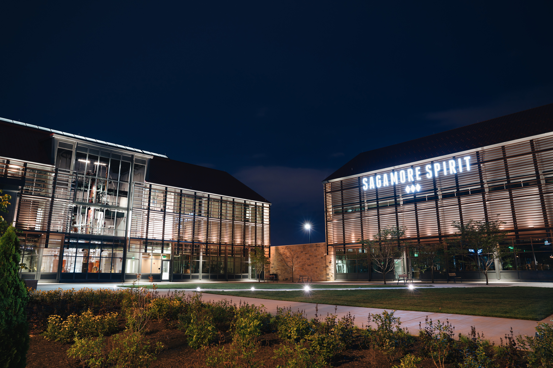 Sagamore Spirit's Distillery in Baltimore