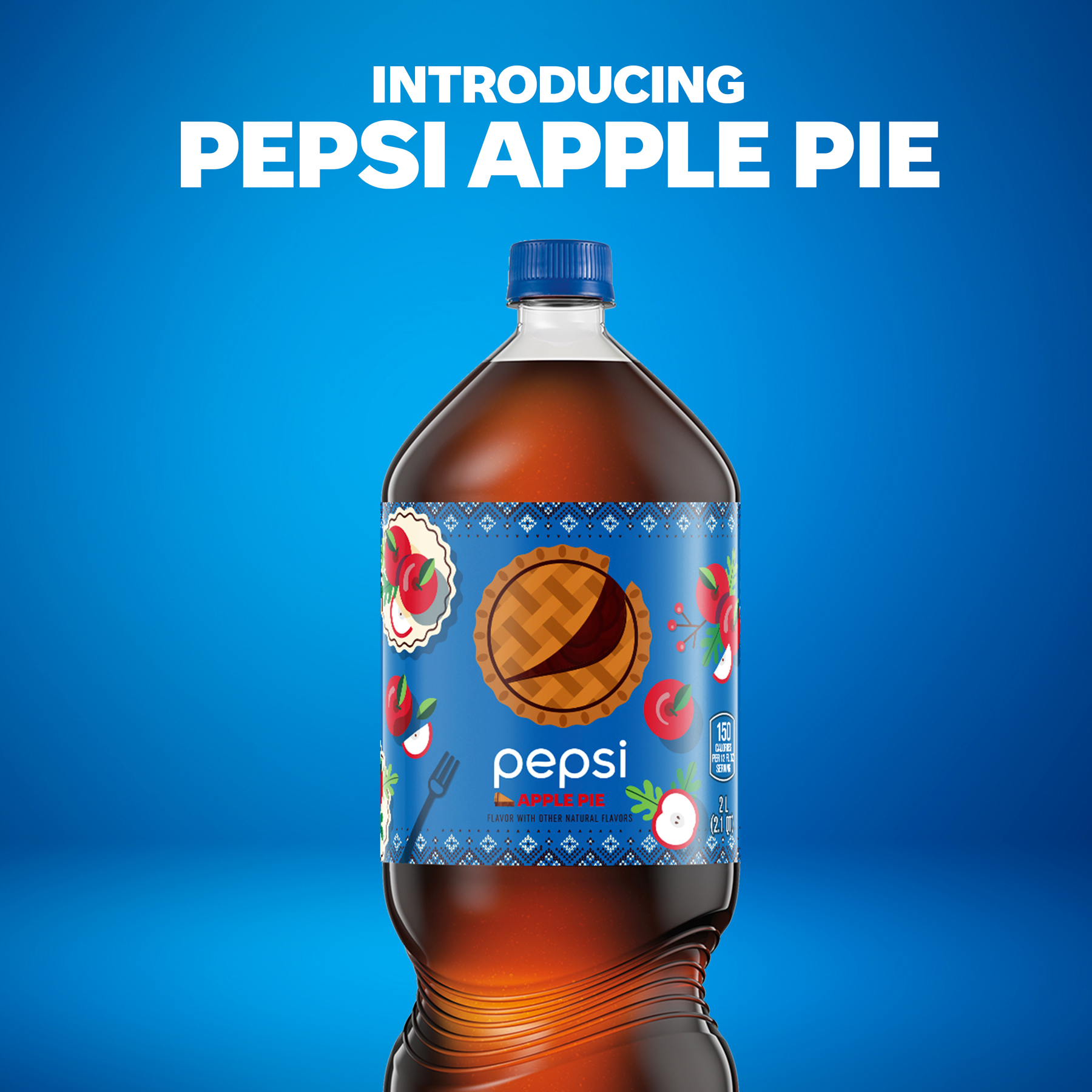 Pepsi Apple Pie