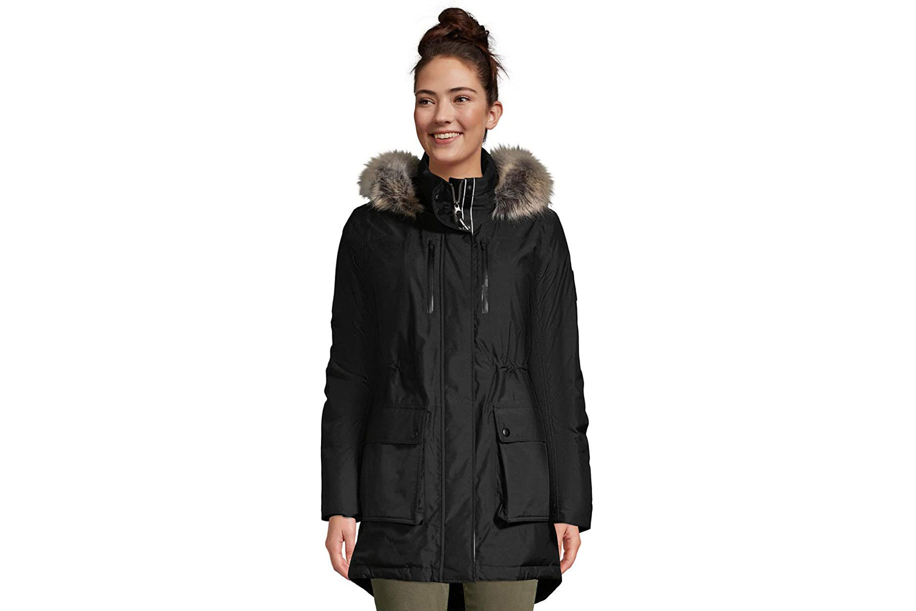 lands end oprah's favorite jacket cyber monday