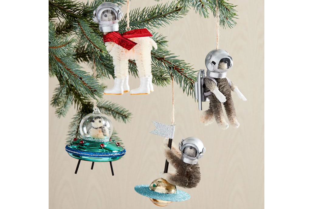west elm holiday cyber monday ornaments