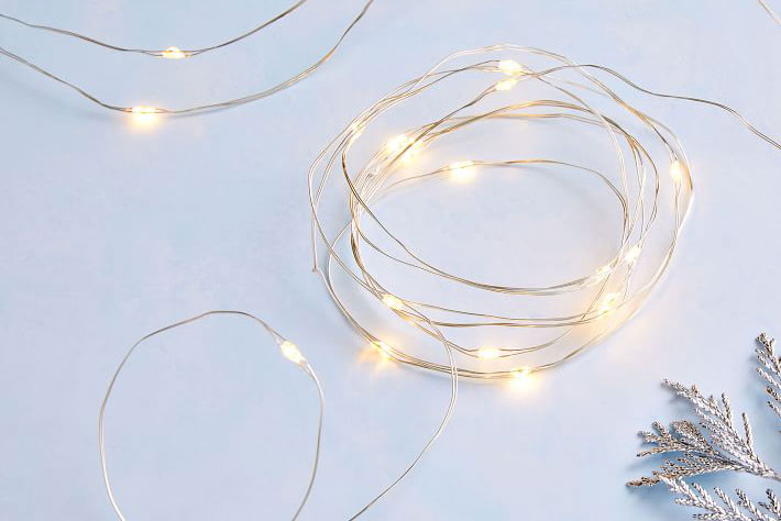 led string lights west elm holiday cyber monday