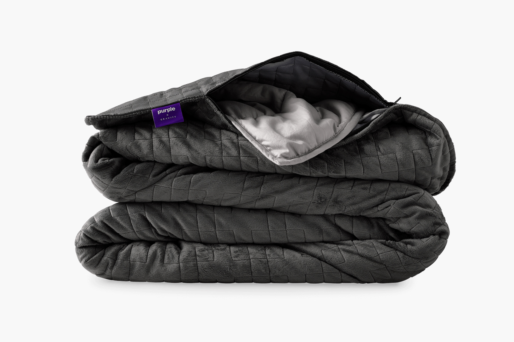 Purple's Gravity Weighted Blanket
