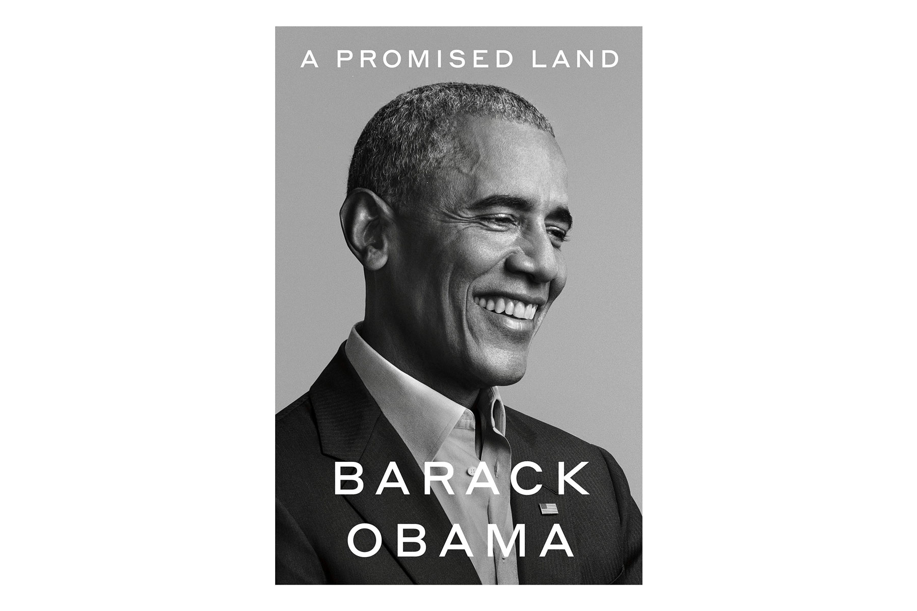 A Promised Land book
