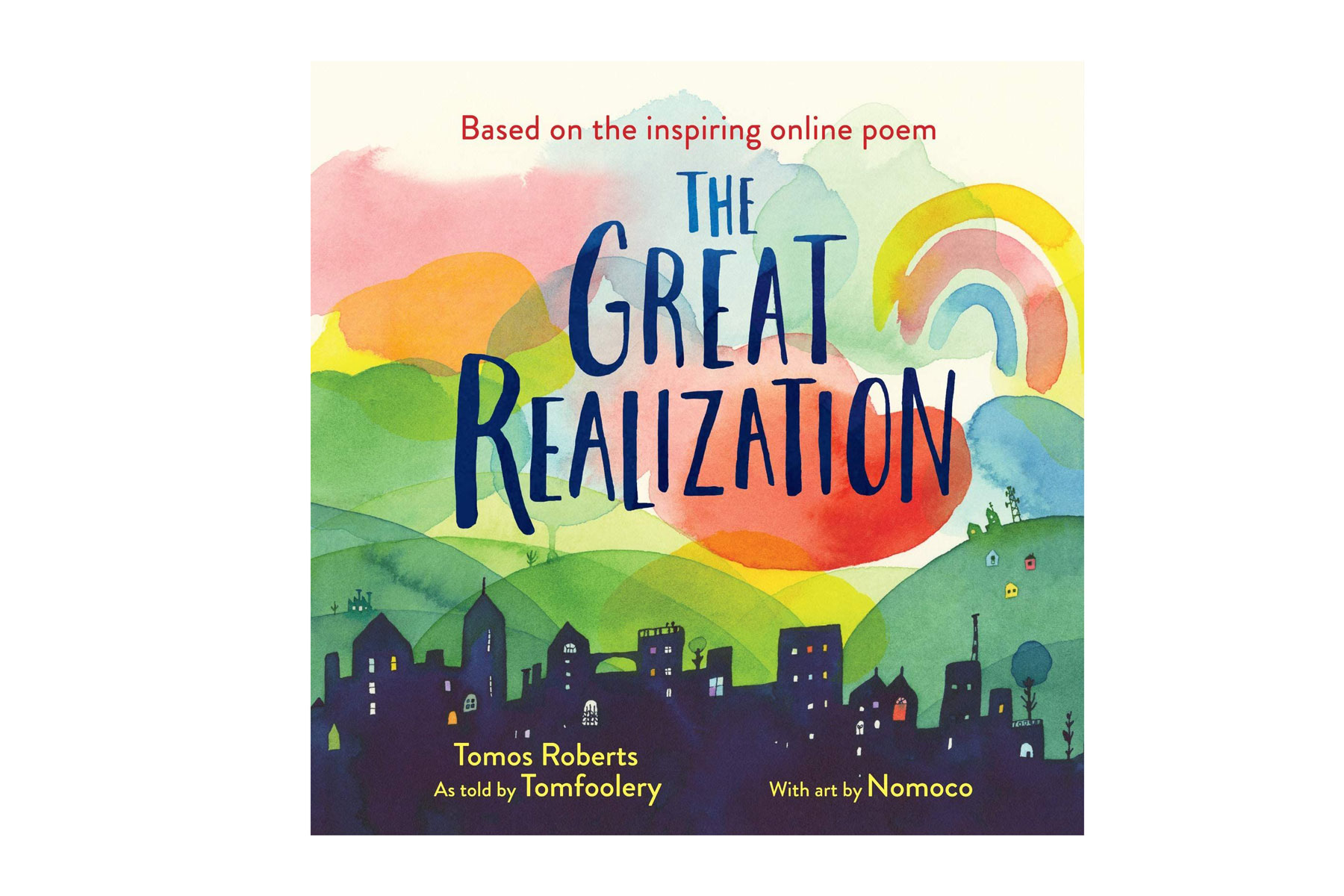 The Great Realization book