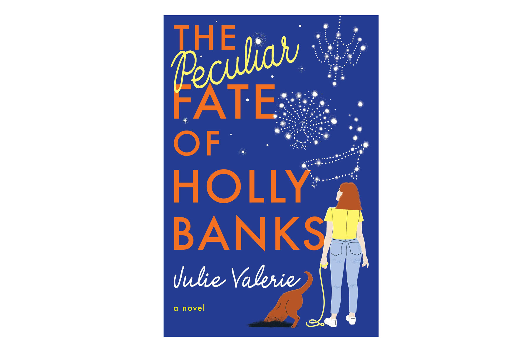 The Peculiar Fate of Holly Banks book
