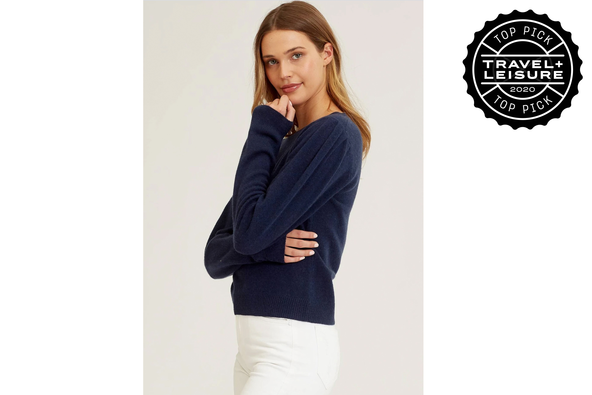 naked cashmere sweater