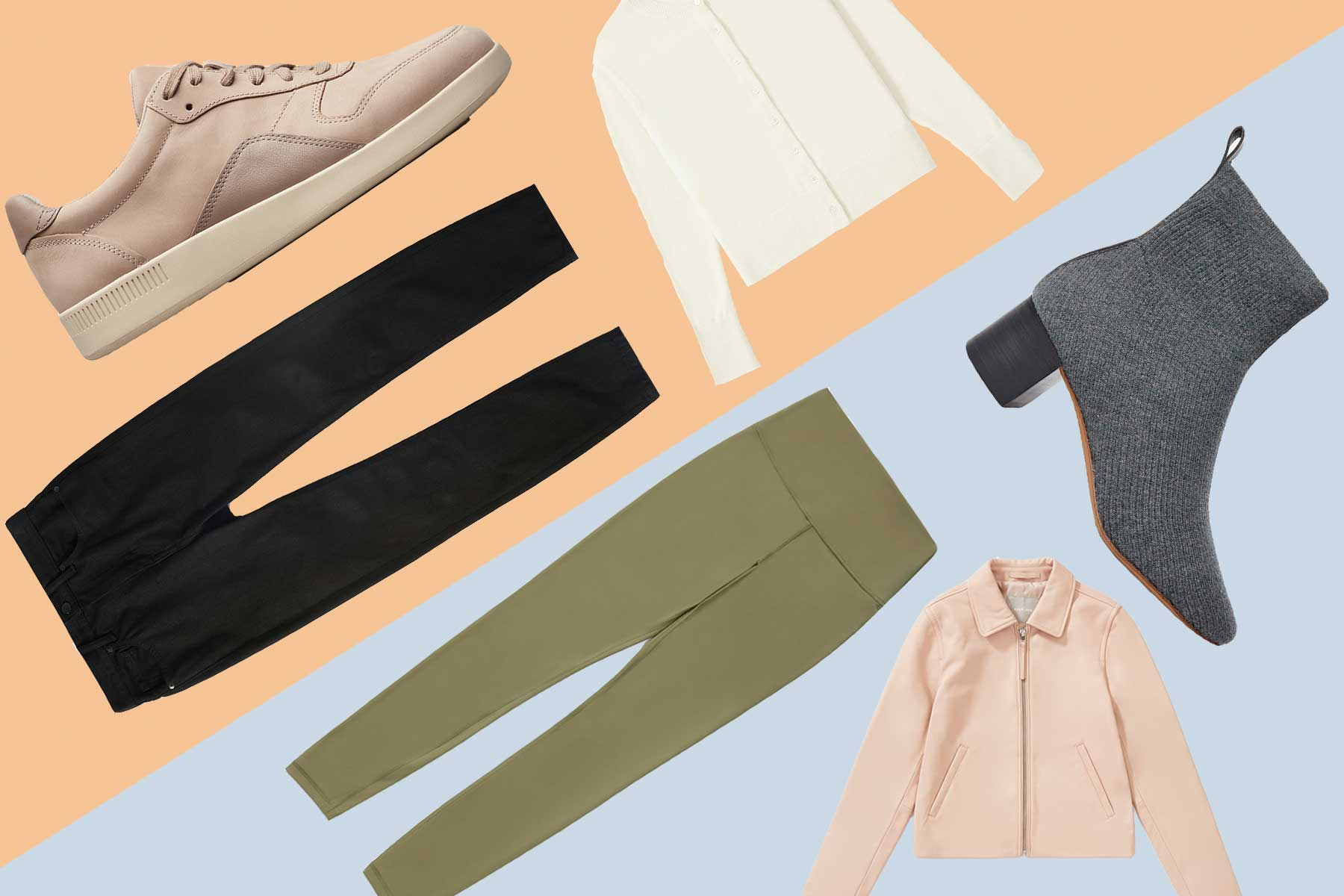 Everlane Goodbye 2020 Event sale items