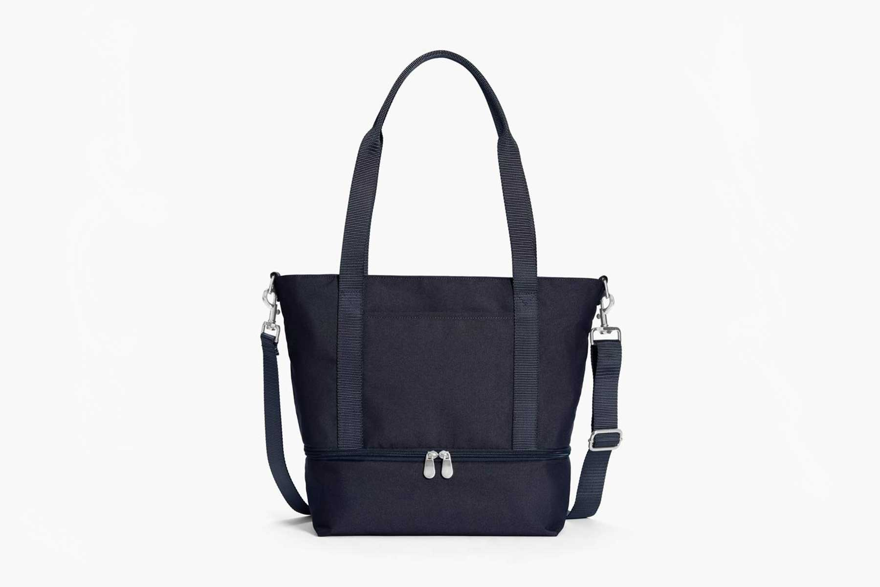 Lo & Sons Catalina Day tote in deep navy
