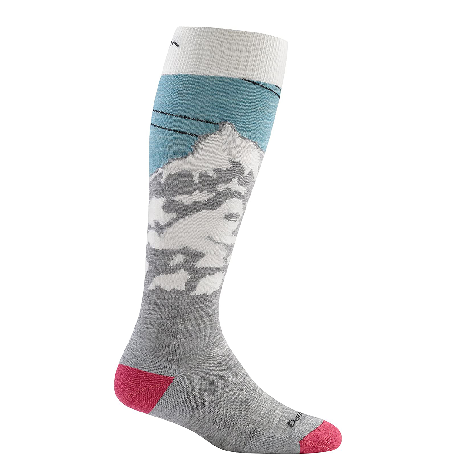 Darn Tough Yeti Over The Calf Light Socks