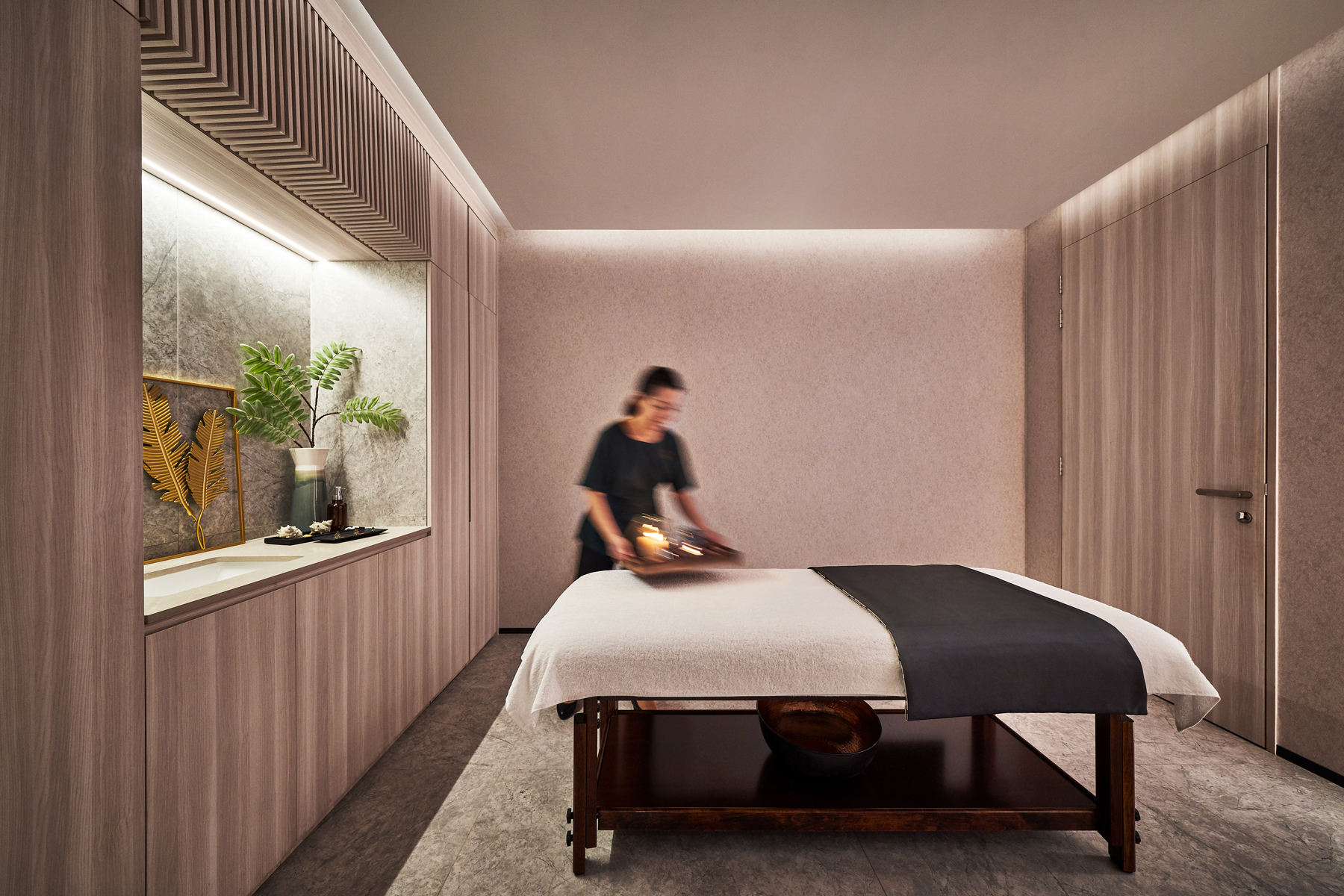 Spa at Kai Suites in Singapore