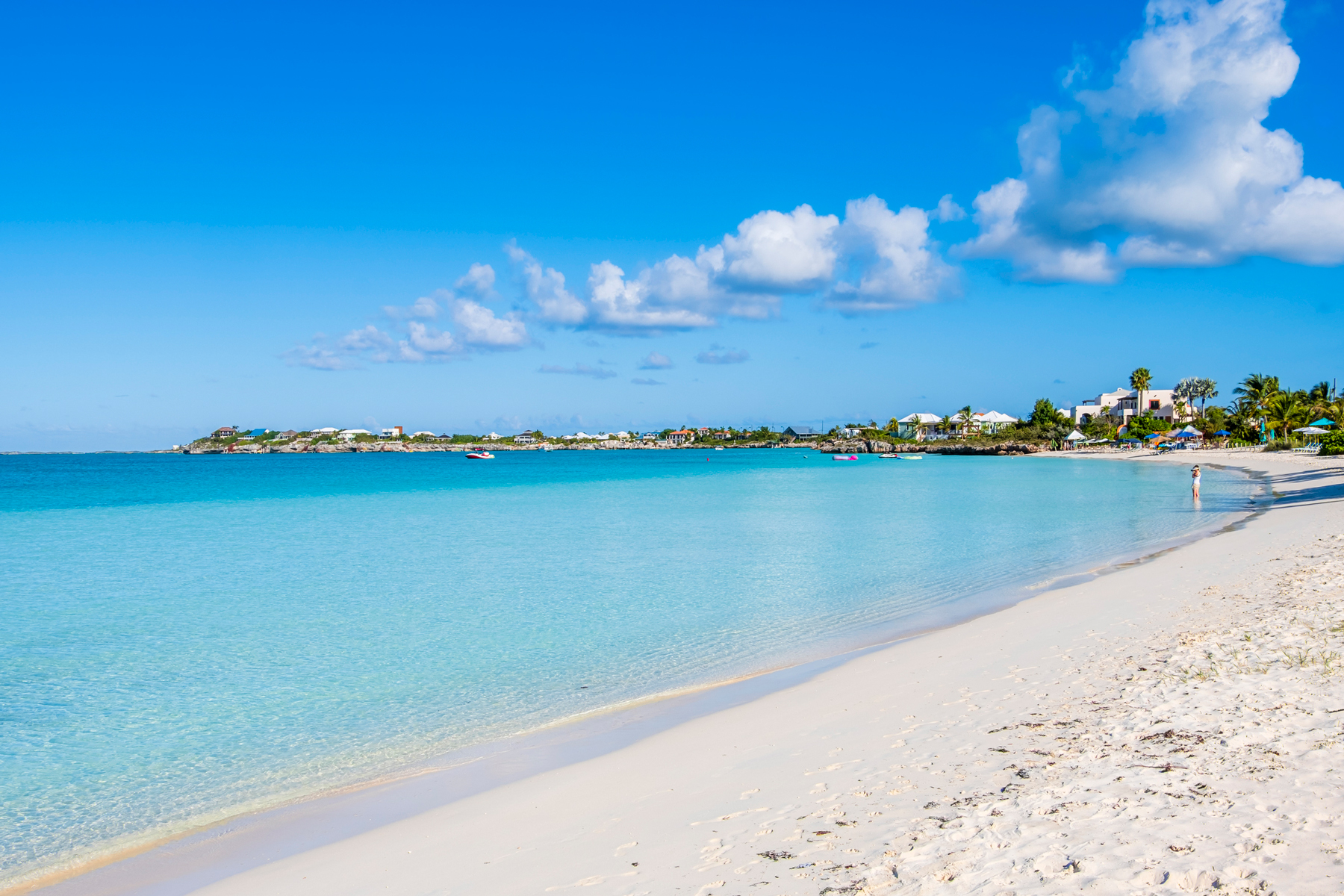 Turks and Caicos, Providenciales - Sapodilla Bay