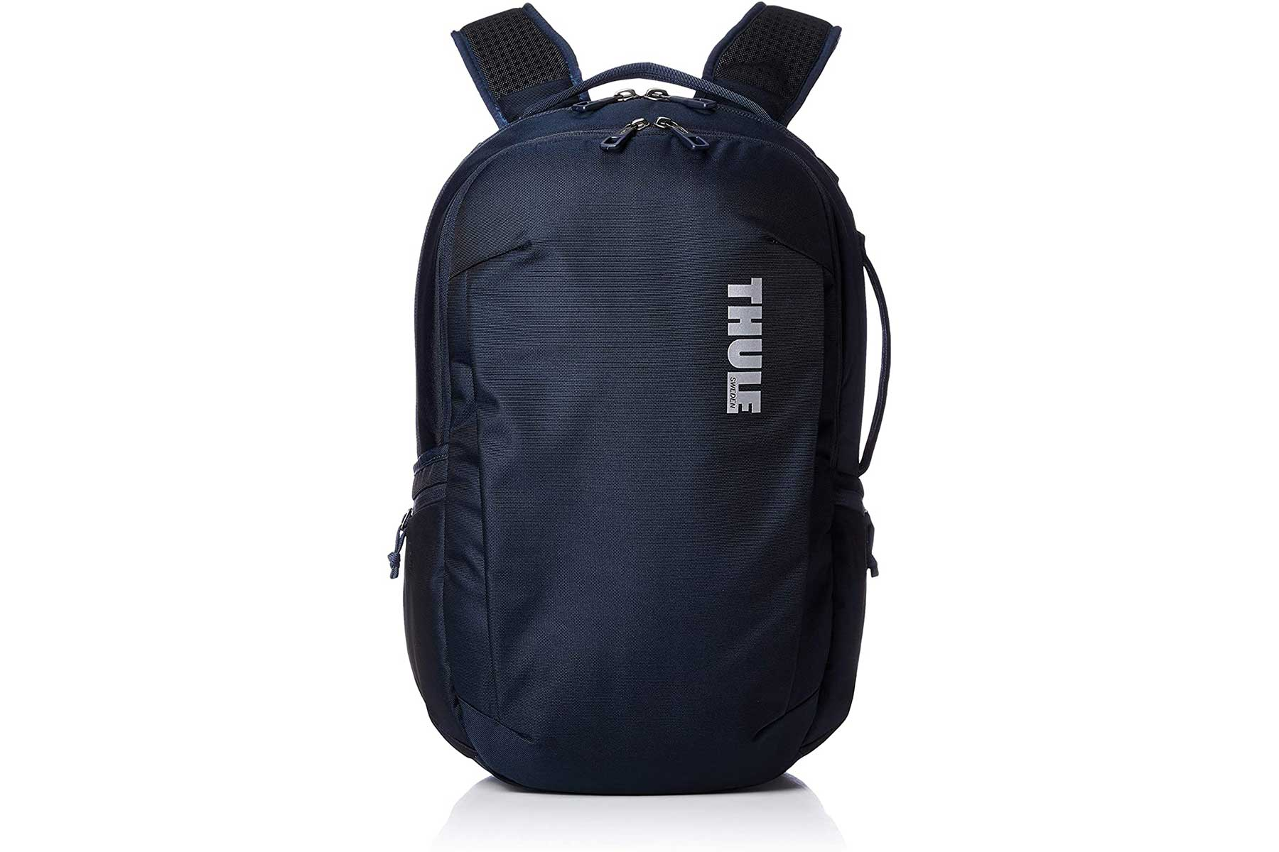 Thule Subterra laptop backpack in navy
