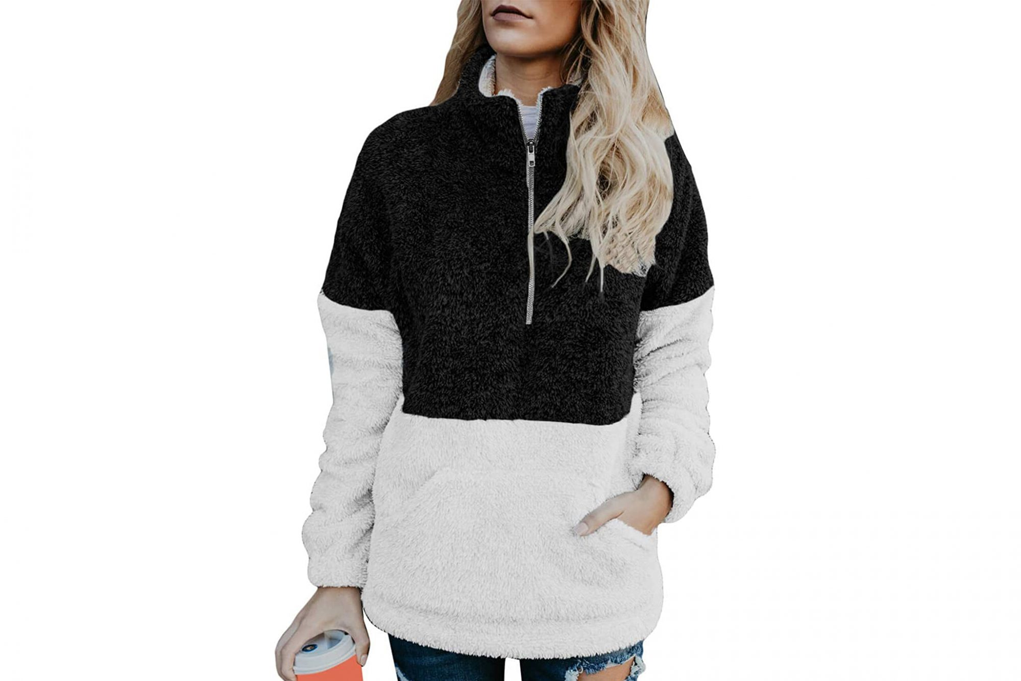 amazon pullover sweater