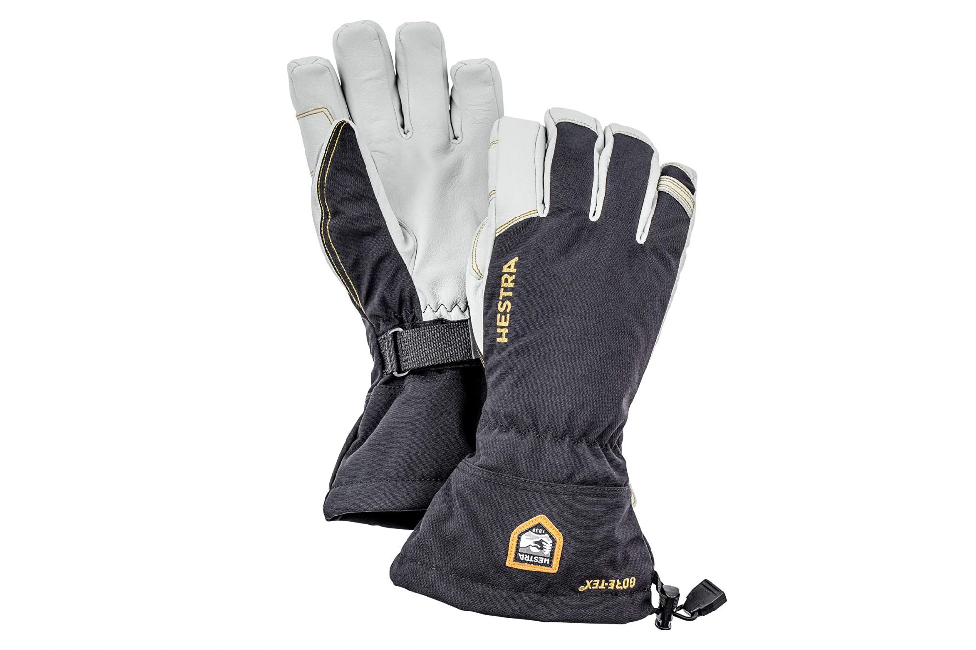 Best Ski Gloves: Hestra Army Leather Gore-TEX Gloves