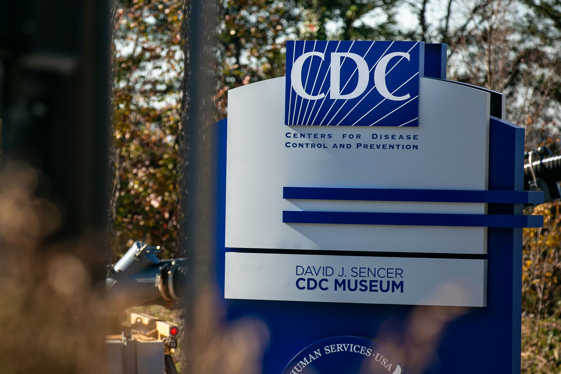 Centers for Disease Control and Prevention in Atlanta