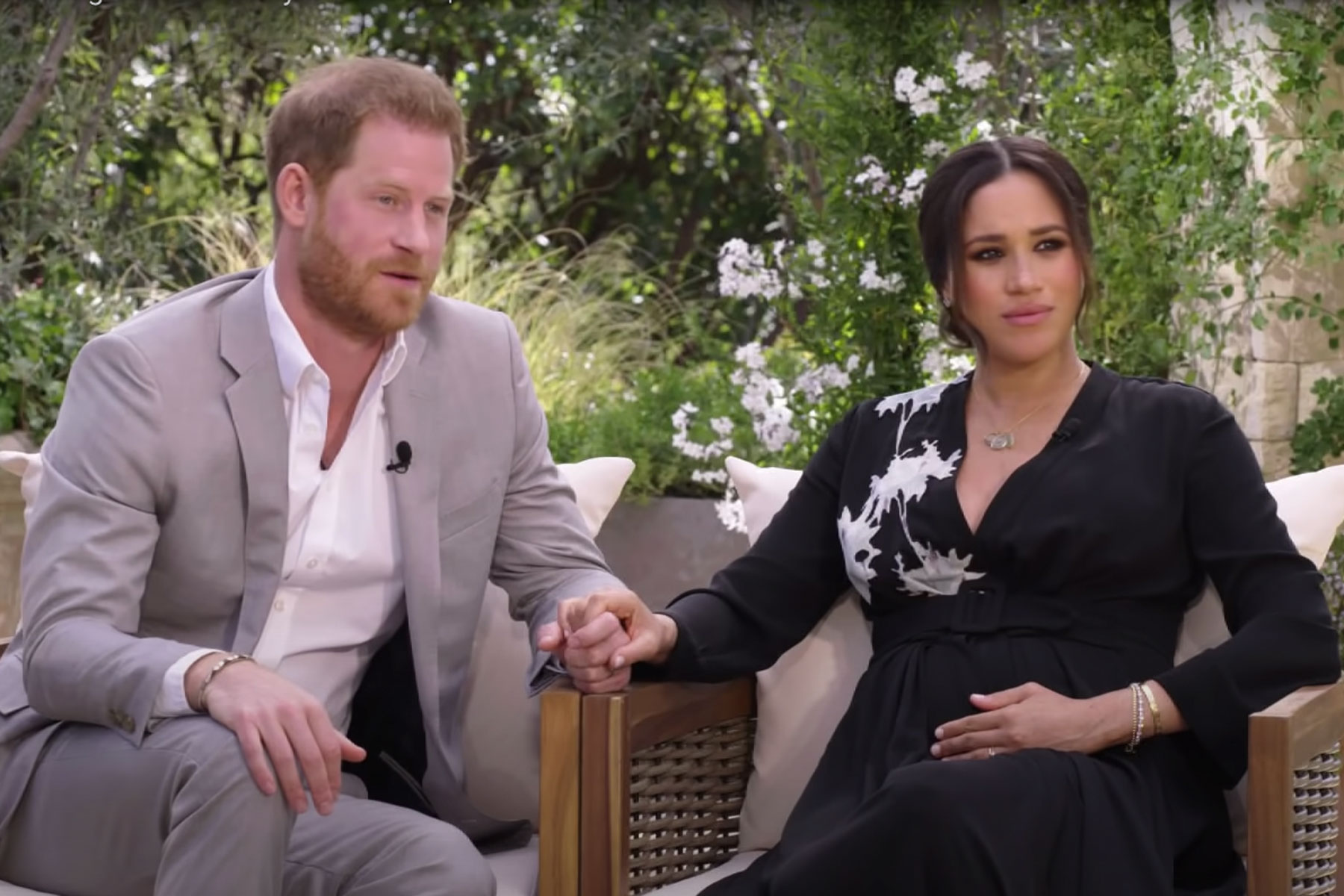 Oprah With Meghan And Harry First Look