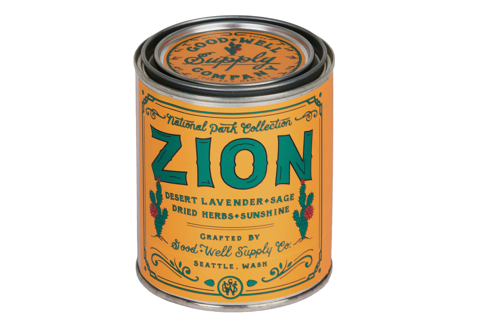 good + well national park candle zion