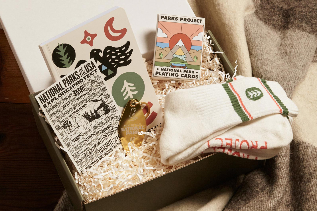 parks project national park gift box