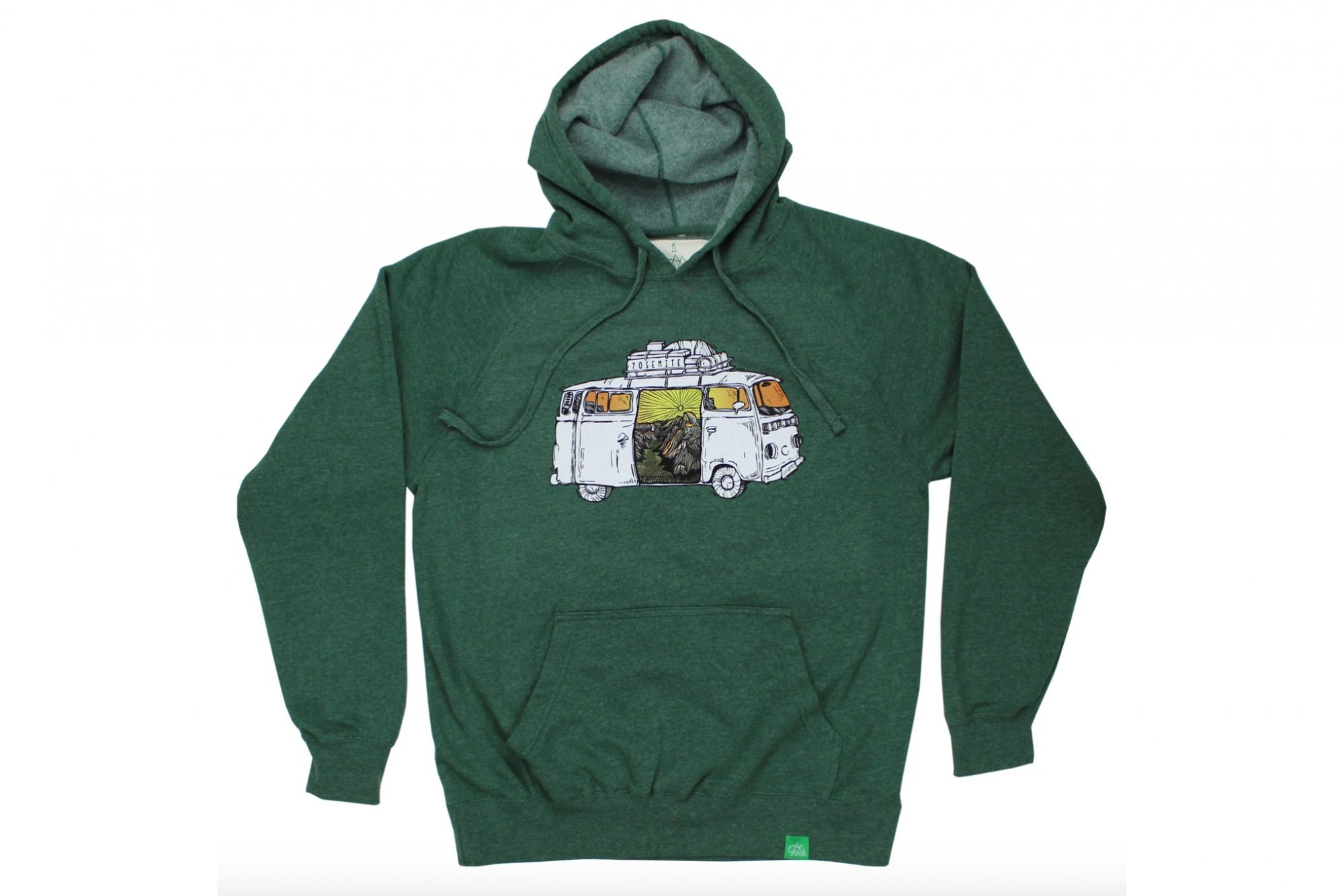 wild tribute hoodie national parks