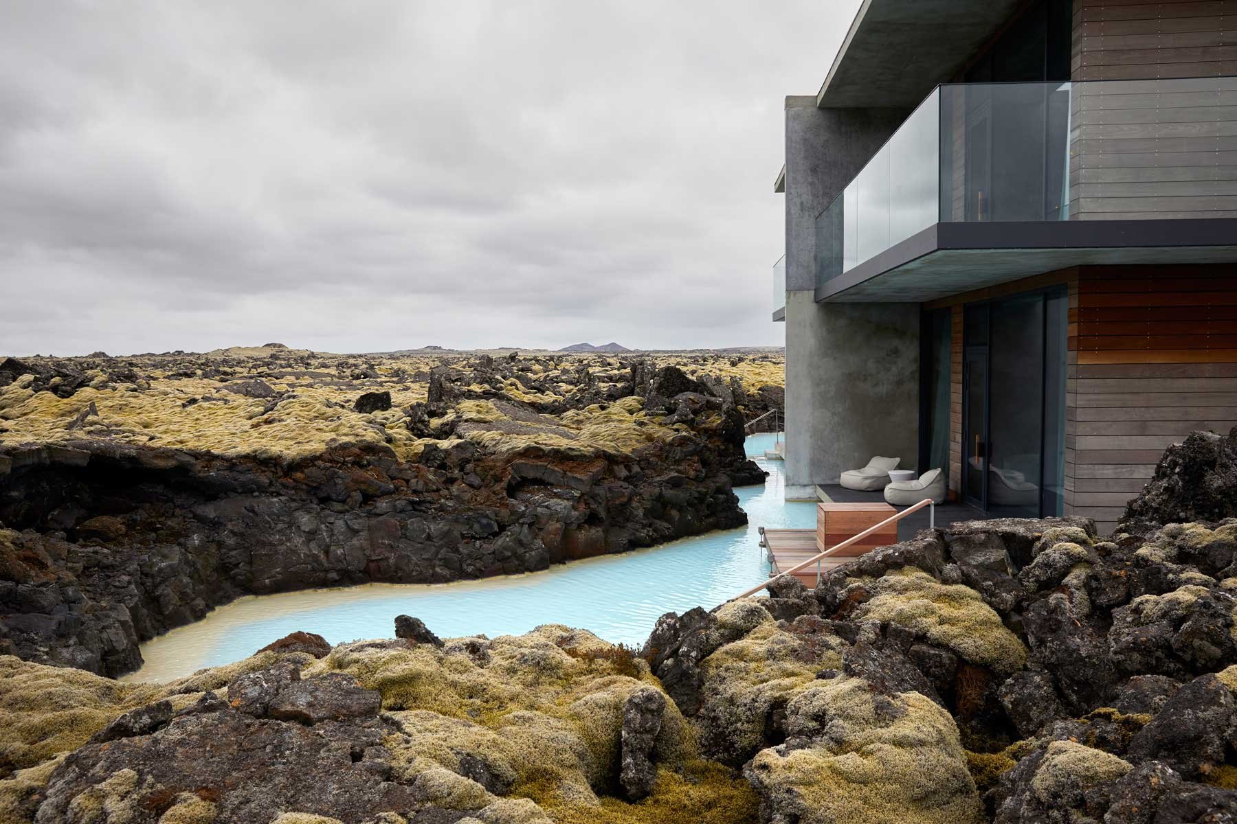 Blue Lagoon Suite in Iceland