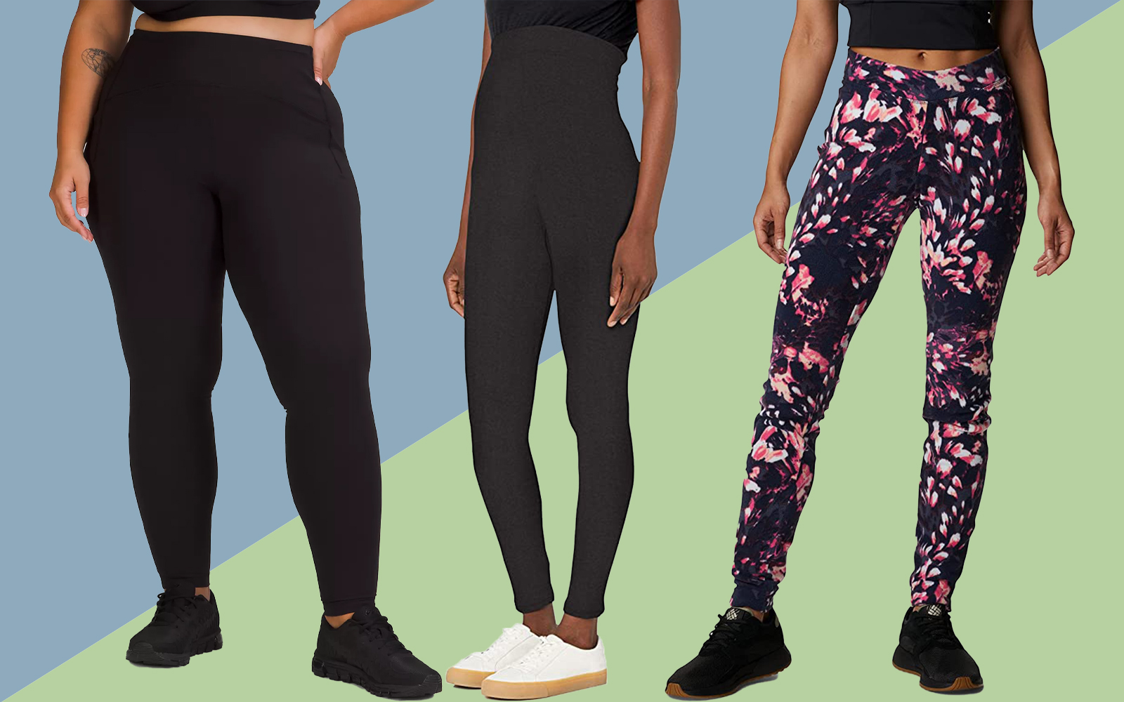 Winter Leggings High Waisted Thermal
